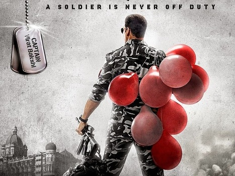 Movie Review - 'Holiday: A Soldier Is Never Off Duty' is a nice weekend treat | It's Entertainment | Scoop.it