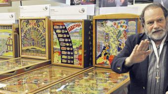 National Pinball Museum bounced again | Pinball and Arcade Machines | Scoop.it