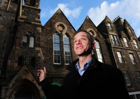 Scotch whisky, food and dancing venue plan for old United Presbyterian Church | Business Scotland | Scoop.it