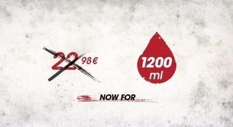 Portugal: achetez des objets avec votre sang   Solidarité, mécénat, développement et actu géné   Scoop.it
