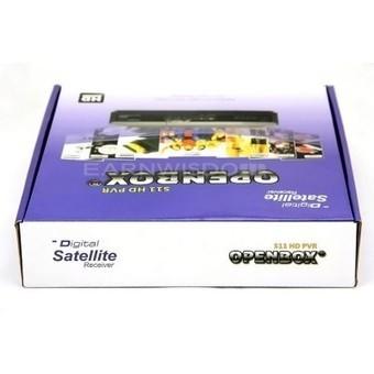 HDMI Openbox S11 HD Pvr Support Cccamd, Newcamd, MGcamd, Avatarcamd - Black - Worldwide Free Shipping | satellite receiver | Scoop.it