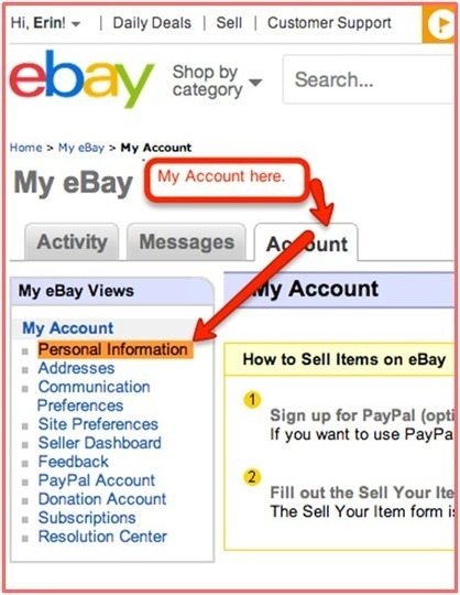 Ebay Privacy Breach: Customer Data may have been Compromised | PC SpeedBoost | Tech News and Interesting Tech Insights | Scoop.it