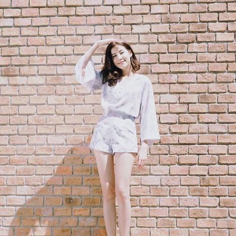 อัพเดทแฟชั่นนางเอกขาสวย เอสเธอร์ สุปรีย์ลีลา | fashion in Thailand | Scoop.it