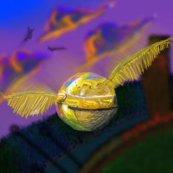 Pottermore Insider: Pottermore art: Hallowe'en | Pottermore | Scoop.it