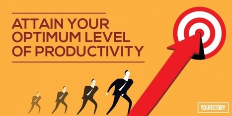 Entrepreneurs also need productivity tips – here they are! | Point of Sale India | Scoop.it