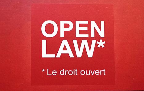 Open Law : un modèle exemplaire de PARTENARIAT Public-Privé-Communs | actions de concertation citoyenne | Scoop.it