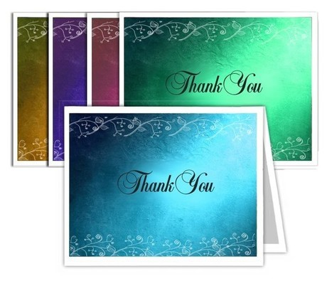 Thank You Cards Printing - Celebration Templates | Ready Made Celebration Templates | Scoop.it
