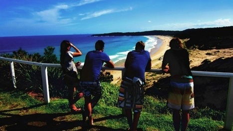 Australia targets youth travellers - | Tourism Innovation | Scoop.it