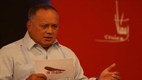 Cabello revela tres planes de EEUU contra Venezuela, Brasil y Argentina -  - HispanTV.com | Política para Dummies | Scoop.it