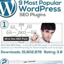 9 Killer SEO Plugins for Wordpress   Visual.ly   SEO News Videos Blogs Articles infographic   Scoop.it