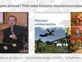 Frans Mäyrä: Kirjasto pelissä? Pelit sekä kirjastot muodonmuutoksessa - Kirjastokaista - Kirjastojen netti-tv & radio | Tablet opetuksessa | Scoop.it