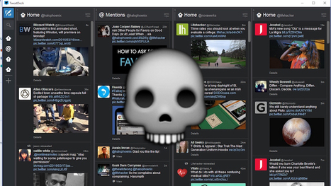 TweetDeck for Windows Is Officially Dead | iPhones and iThings | Scoop.it