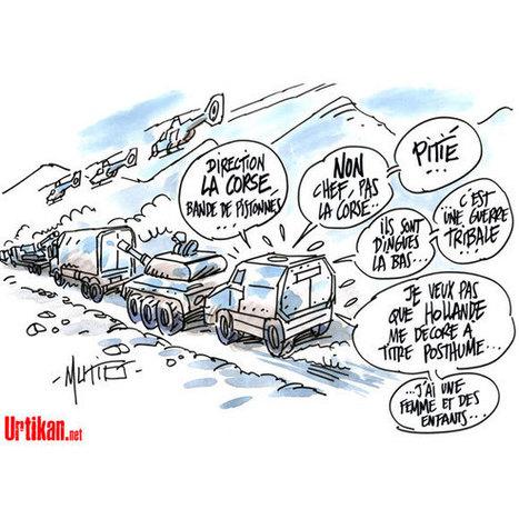 L'armée française quitte la Kapisa en Afghanistan   Baie d'humour   Scoop.it