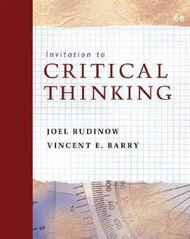 Critical Thinking: The Posthuman Mind pt4b: An Interview with Dr. Joel Rudinow | Differentiation Strategies | Scoop.it