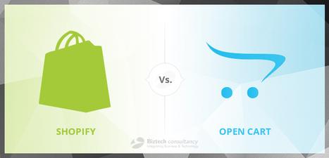 Shopify VS OpenCart | Ecommerce | Scoop.it
