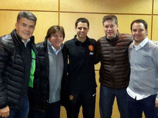 Miguel Herrera entrevista a Chicharito | Deportes | Scoop.it