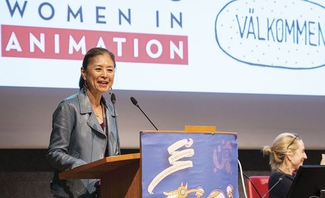 Women in Animation Leads Push to Get More Females Into the Toon Business   Soup for thought   Scoop.it