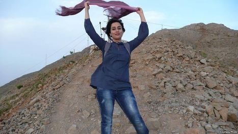Iranian Women Snap 'Stealthy' Photos Free Of Hijab | A Voice of Our Own | Scoop.it