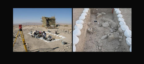 Transition to farming simultaneous across most of Fertile Crescent | World Neolithic | Scoop.it