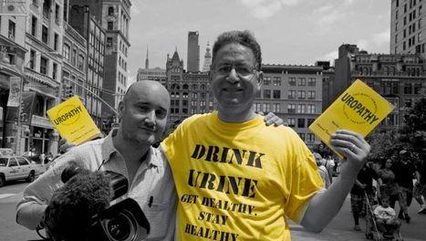 Les superpouvoirs de l'urine | ARTE | water news | Scoop.it