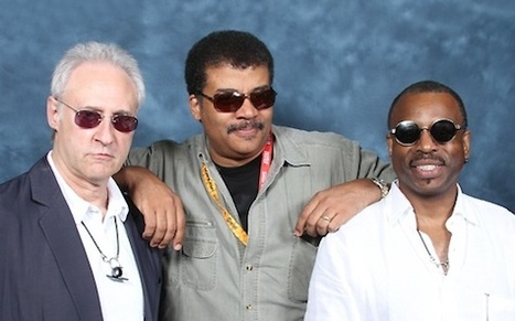 Spiner, Burton and DeGrasse Tyson | Science Fiction Future | Scoop.it