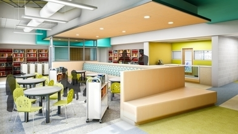 New Ohio school reimagines the traditional library | School Library Advocacy | Scoop.it