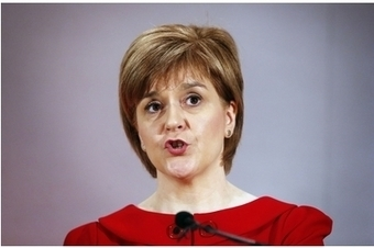 Sturgeon: we'll split Labour to impose our policies on Miliband | My Scotland | Scoop.it