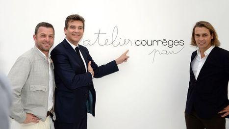 Courrèges mise sur le Made in France pour se relancer | French Touch | Scoop.it