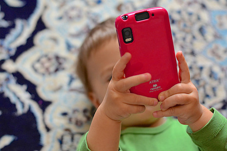 10 reasons not to give your kid your smartphone | educacion-y-ntic | Scoop.it