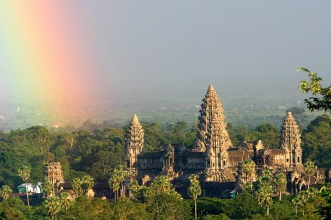 Angkor's Urban Environs, Mapped From Above | Ancient Origins of Science | Scoop.it