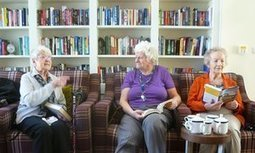 Libraries in care homes can improve residents' mood and memory | Norman Miller | Literature & Psychology | Scoop.it