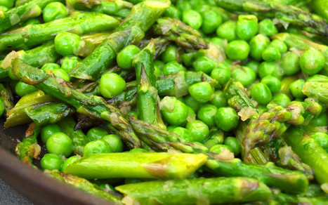 Spring Asparagus is Here! 5 Simple & Delicious Recipes | News from the States | Scoop.it