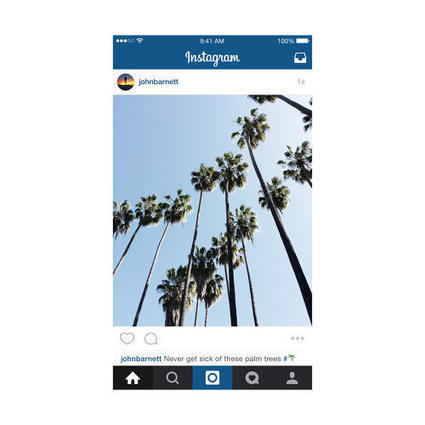 At Long Last, Instagram Ends The Tyranny Of The Square | Instagram's Best | Scoop.it