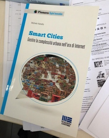 "Siamo noi al centro della ""Smart City""? Luca De Biase e Michele ... 