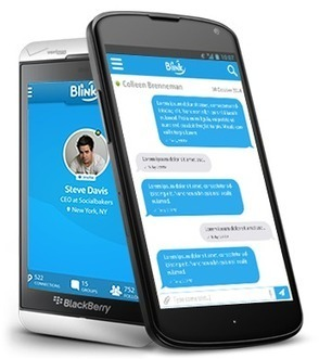 Blink Chat - Chat with your LinkedIn™ Professional Network | Blink Chat for LinkedIn™ | Scoop.it