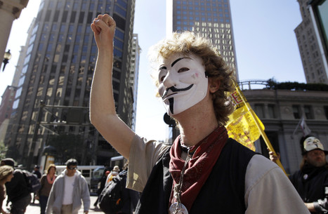 Thank You, Occupy Wall Street | #ows | Scoop.it