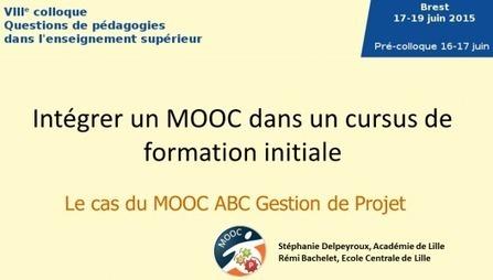 Questions de Pédagogie dans l'Enseignement Supérieur - Colloque QPES 2015 - La Prof du Net | L'économie des MOOC | Scoop.it