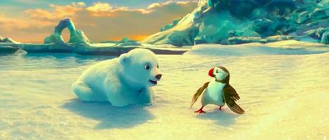 Mini film : Les ours polaires de Coca-Cola | FLE enfants | Scoop.it