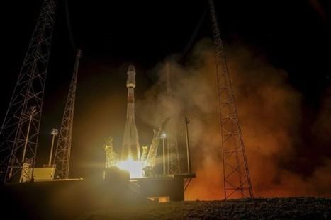 Le système Galileo s'étoffe avec deux nouveaux satellites | Pascale MOLLARD-CHEBENENOIT | Astronomie et espace | ichtyologie | Scoop.it