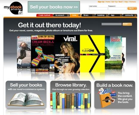 Opciones para crear libros interactivos | Recursos, aplicaciones TIC, y más | Scoop.it