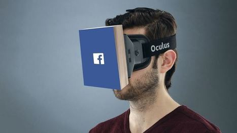 Facebook : bientôt une application de réalité virtuelle pour iOS et Android ? | Social Network & Digital Marketing | Scoop.it