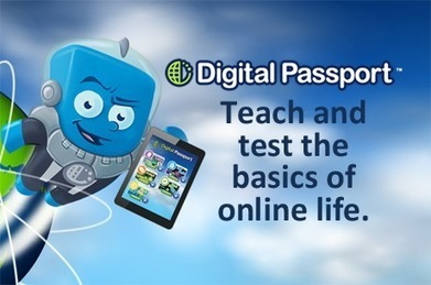 How a Teacher Librarian in CO Prepares Her Students to Go Online. Spoiler Alert: They Must Earn a Digital Passport™ First. | School Info Lit Champions | Scoop.it