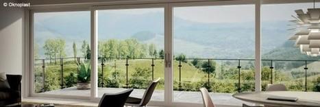 Une fenêtre à grand vitrage et aux performances élevées | Conseil construction de maison | Scoop.it