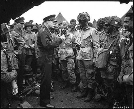 Primary Document #2 | General Dwight D Eisenhower | Scoop.it
