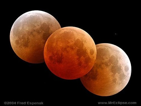 Lunar Eclipses for Beginners | Space | Scoop.it