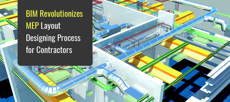 Archaic Approach and BIM Approach for MEP – A Comparison | Architecture Engineering & Construction (AEC) | Scoop.it
