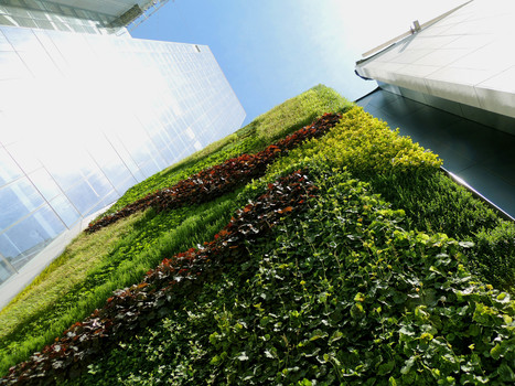 Newark's Largest Living Wall | Vertical Farm - Food Factory | Scoop.it