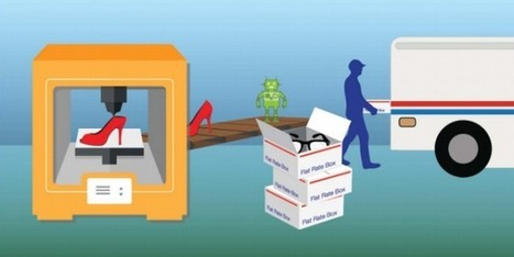 Can 3D printing put USPS back in the black? | Digital Innovation | Scoop.it