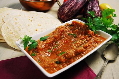 Grilled Eggplant Dip | Great Food | Scoop.it