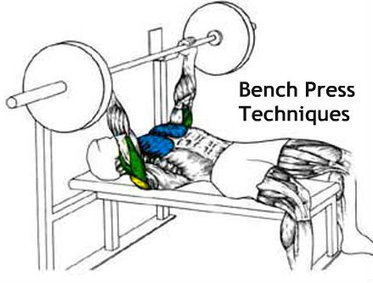 Learning Tips: Bench Press Techniques for Beginner | Fitness tips | Scoop.it